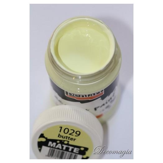 Χρώμα ακρυλικό 100ml Pentart, Butter
