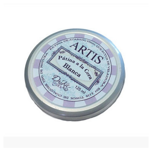 Κερί παλαίωσης λευκή πατίνα- Artis 125ml