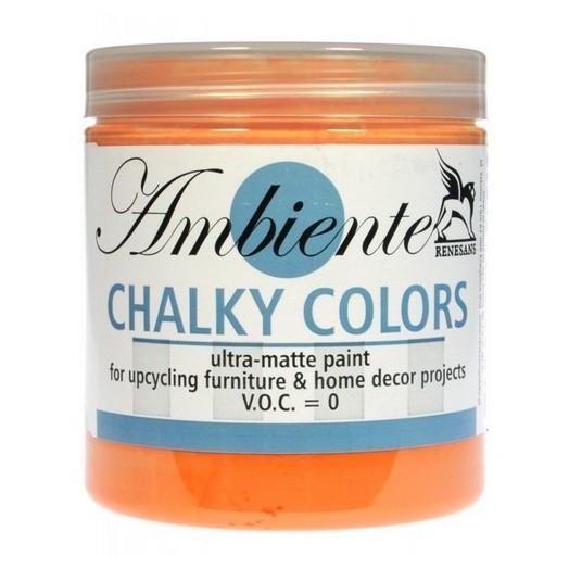 Chalk Paint (χρώμα Κιμωλίας) Ambiente 250ml - Bruges Gold