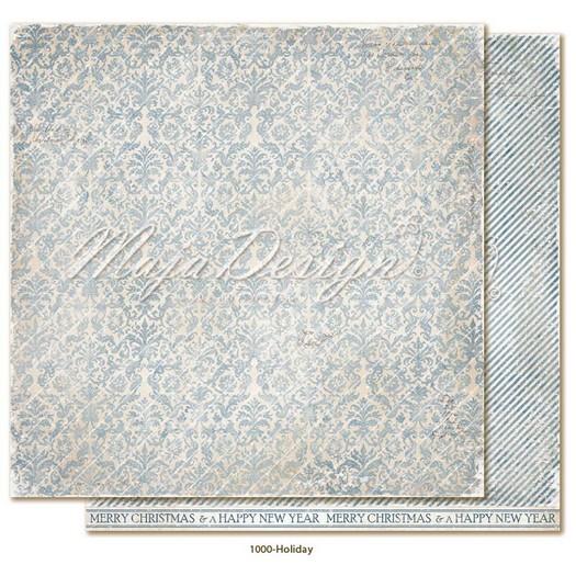 Χαρτί Scrapbooking Maja Collection διπλής όψης, Christmas Season, Holiday
