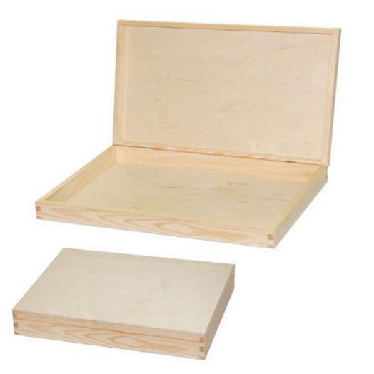 """Κουτί """"στεφανοθήκη """",35x25xY5,5 cm"""