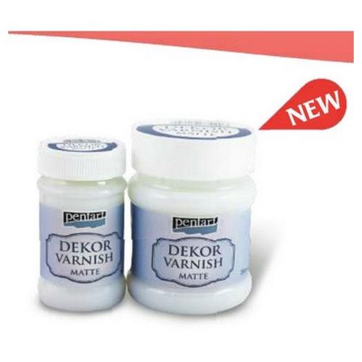 Βερνίκι για Dekor Soft Paint, Matte 100ml, Pentart
