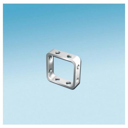 Δαχτυλίδι Τετράγωνο με Τρύπες 10x10cm,set 4τεμ. FIMO