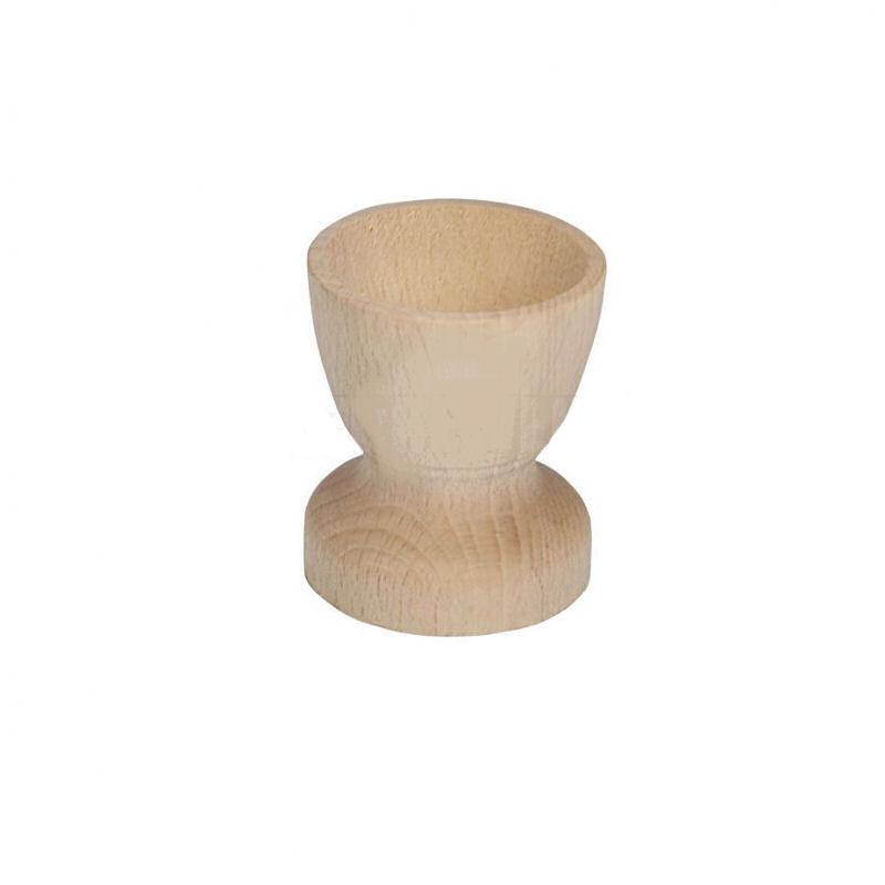 Αυγοθήκη ξύλινη 5x4,3cm