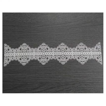 Ελαστικό στοιχείο, Δαντέλα Ν160, 37x8,5cm