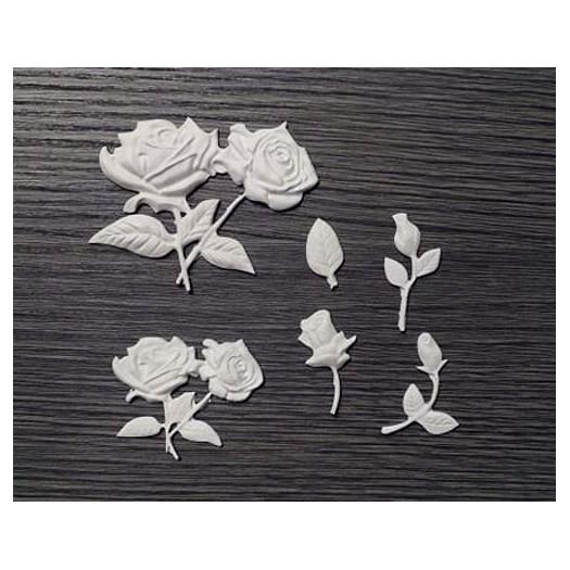 Ελαστικό στοιχείο, Roses Ν369, 6 τμχ