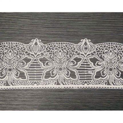 Ελαστικό στοιχείο, Butterfly Lace, N530, 36x7,5cm