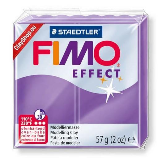 Fimo Effect 56gr Transparent Lilac