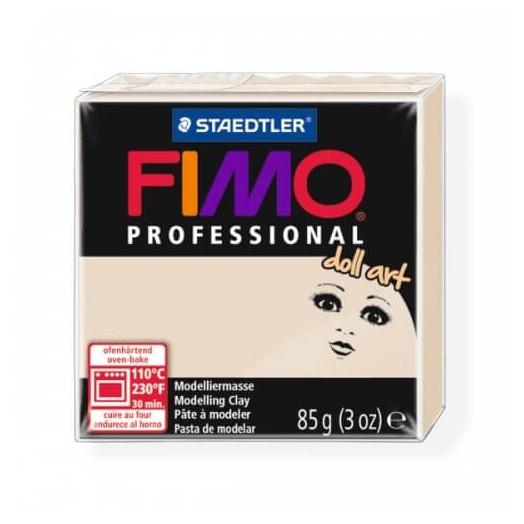FIMO professional doll art Beige