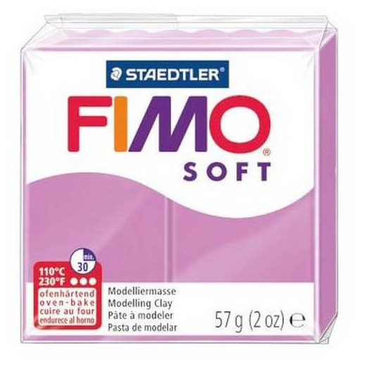 Fimo Soft 56 gr Lavender