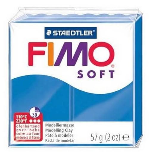 Fimo Soft 56 gr Pacific Blue
