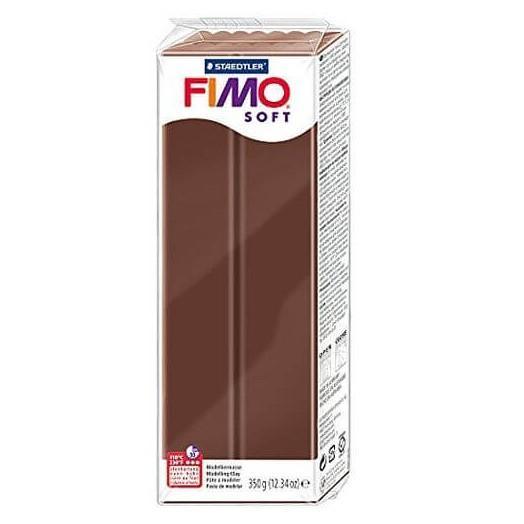 Fimo Soft 454gr Chocolate - 8021-75