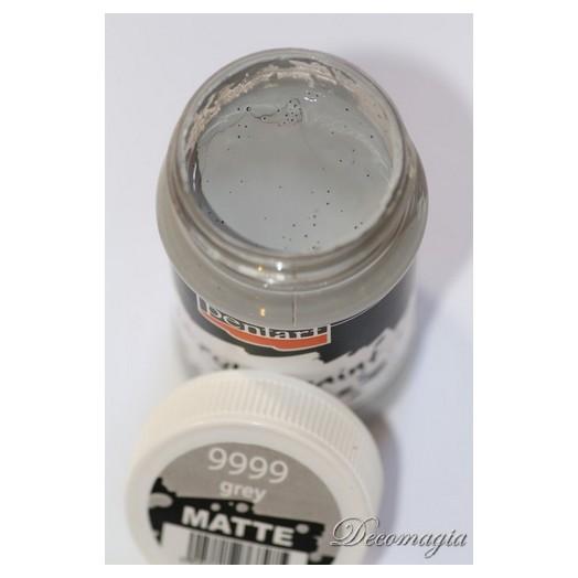 Χρώμα ακρυλικό Pentart 100ml, Grey