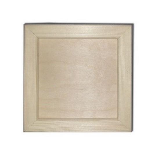 Ξύλινο κάδρο 40x40 cm, για ανοιχτή χαρτοπετσέτα