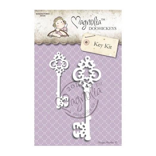 Μήτρα Magnolia , key kit, 2τεμ.