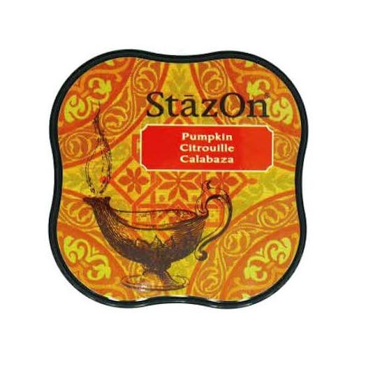 Μελάνι Ανεξίτηλο για σφραγίδες, Stazon Pumpkin