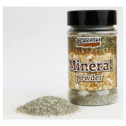 Mineral Powder 130gr Pentart - Leucit