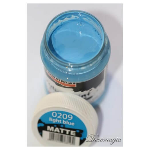 Χρώμα ακρυλικό Pentart 100ml, Light blue