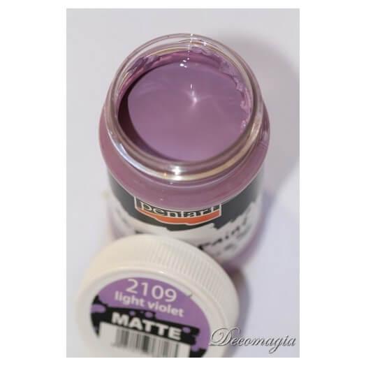 Χρώμα ακρυλικό Pentart 100ml, Purple