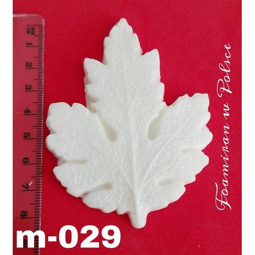 Καλούπι φύλλο χρυσάνθεμου , m-029