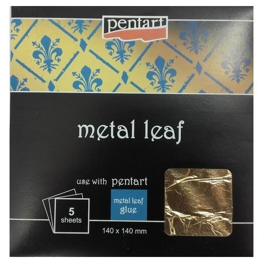 Μεταλλικά Φύλλα Pentart - Gold