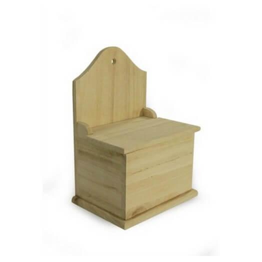 Ξύλινο κουτι για μπαχαρικά 19X10cm