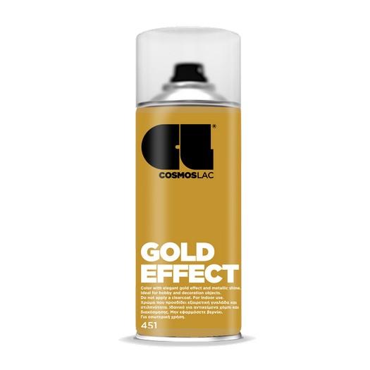 Σπρέι Gold Effect N451, 400ml