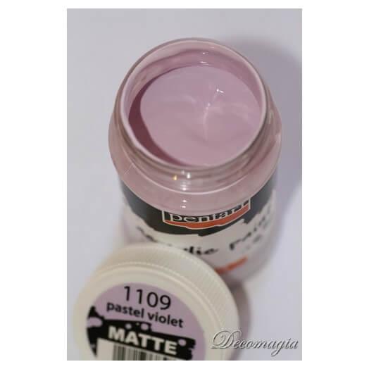 Χρώμα ακρυλικό Pentart 100ml, Pastel violet
