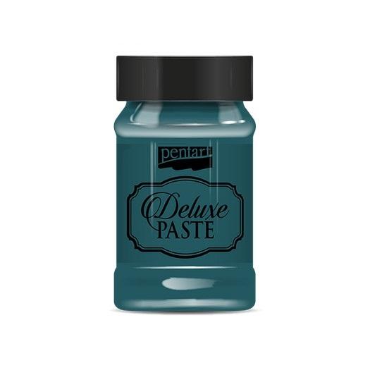 Deluxe paste 100 ml Pentart, emerald