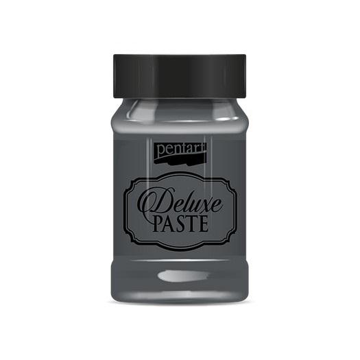Deluxe paste 100 ml Pentart, platinum