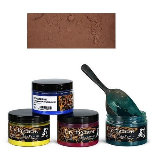 Σκόνες αγιογραφίας Α' ποιότητας Renesans 50g - Mars Brown