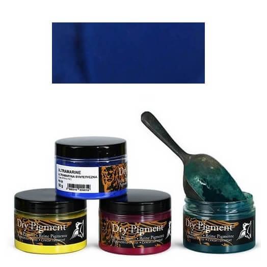 Σκόνες αγιογραφίας Α' ποιότητας Renesans 50g - Prussian blue