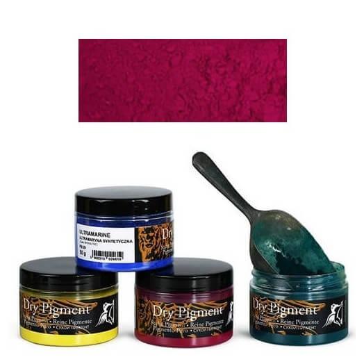 Σκόνες αγιογραφίας Α' ποιότητας Renesans 50g - Violet Permanent Red