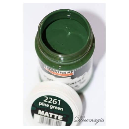Χρώμα ακρυλικό Pentart 100ml, Pine Green