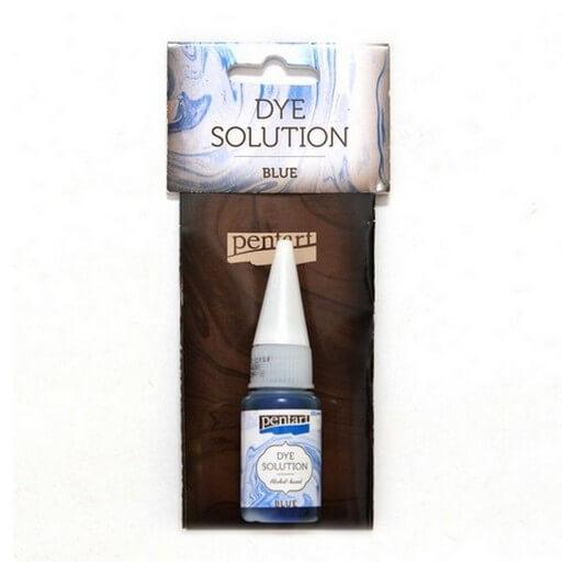 Dye Solution 10ml Pentart - Blue