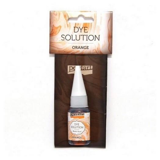 Dye Solution 10ml Pentart - Orange