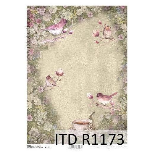 Ριζόχαρτο ITD Collection, 21x29cm, R1173