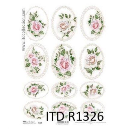 Ριζόχαρτο ITD Collection, 21x29cm, R1326