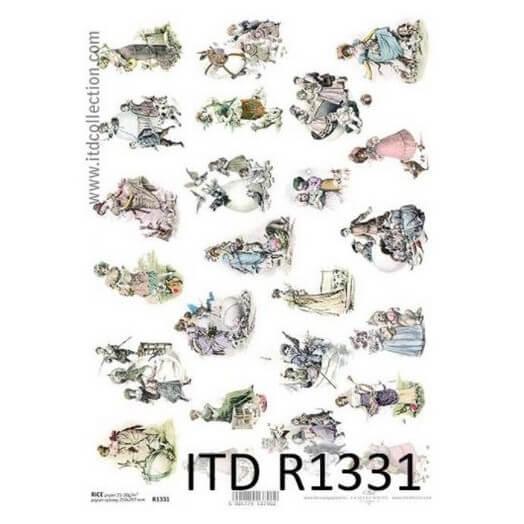 Ριζόχαρτο ITD Collection, 21x29cm, R1331