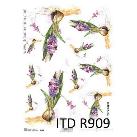 Ριζόχαρτο ITD, 21x29cm, Νάρκισσος, R913