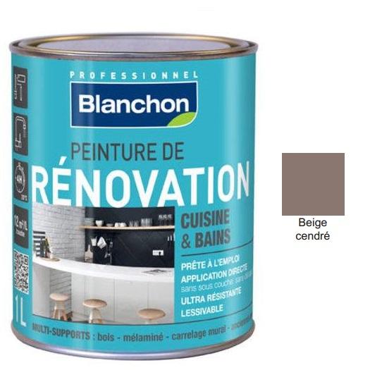 Χρώμα Renovation Blanchon, Γκρι μπεζ (Beige cendre), 500ml