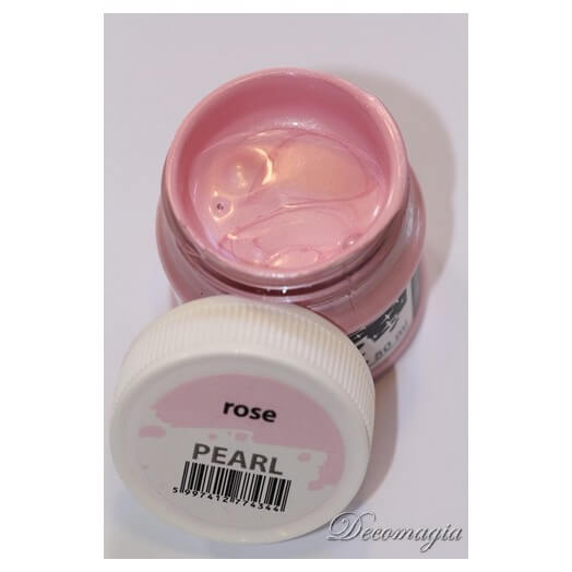 Χρώμα perle rose 50ml