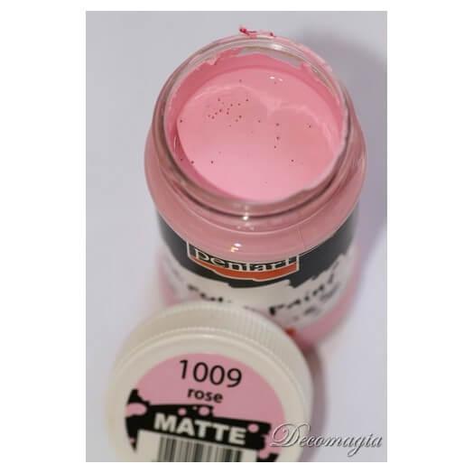 Χρώμα ακρυλικό Pentart 100ml, Rose