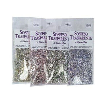Aluminium Powder για Sospeso, 5gr - Blue