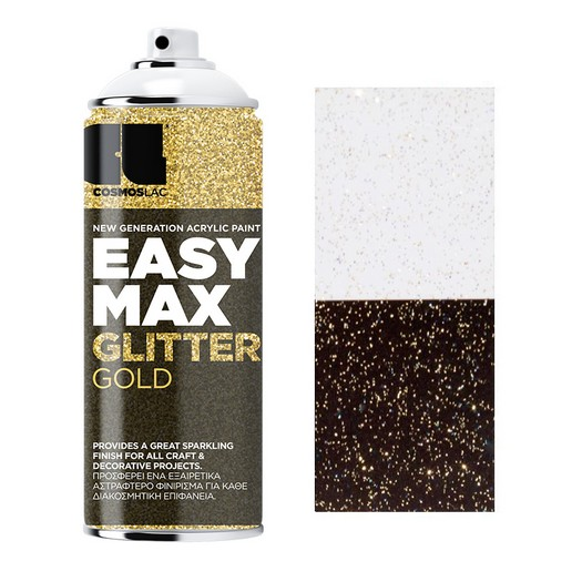Spay Easy Max 400ml, Glitter Gold No 911