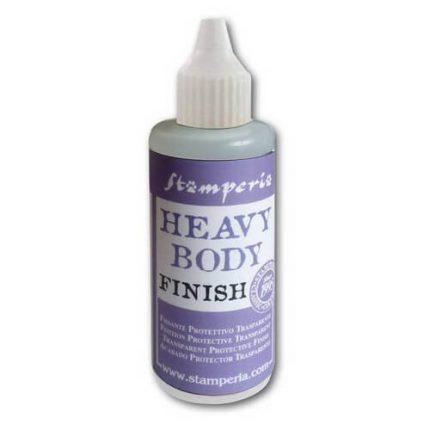Heavy Body Finish 80 ml, Stamperia