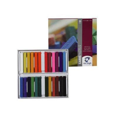 Παστέλ Λαδιού, Van gogh oil pastel CARRE σετ 24 τεμ