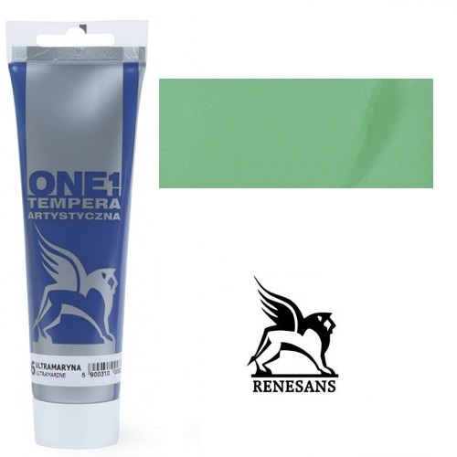 Tempera (τέμπερα) One Renesans 100ml - Chrome Green