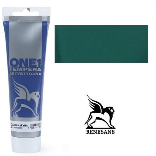 Tempera (τέμπερα) One Renesans 100ml - Hoockers Green