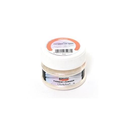 Chameleon effect pigment powder, 5 g, peach